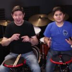 Learning To Drum – Season 1, Ep 3 Pt 1: Free Strokes in Movement.  With special guest Kelvin Ward!
