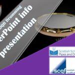 SCQF – PDQB Drumming PowerPoint Presentation
